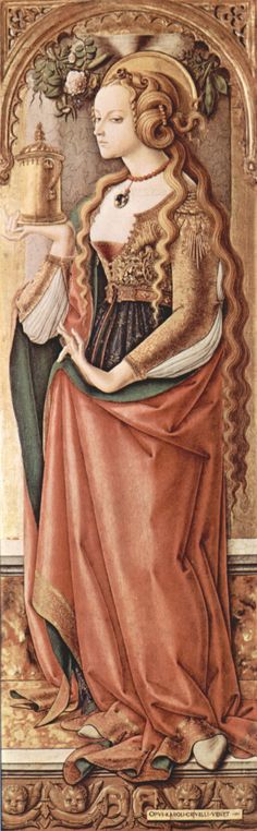 Crivelli, Carlo: Hl. Maria Magdalena | around 1476