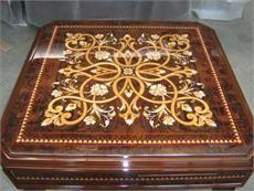 Marconi Italian Inlaid Table