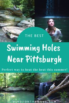 In the midst of a hot Pittsburgh summer, what better way to cool off and enjoy the outdoors than by dipping into some of the best swimming holes nearby?    #pennsylvania #pittsburgh #localadventurer  #explore #visitpa #usatravel #travelblogger #adventuretravelwanderlust #whattodo #getoutside #getoutdoors #hikingtrails #naturelovers  #outdooradventure #swimming #neverstopexploring