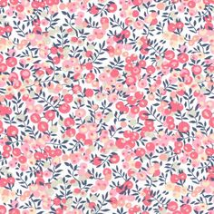Liberty Fabric Tana Lawn Wiltshire D