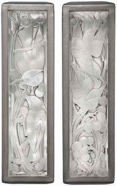 Rene Lalique Merles Et Raisins-2C Panel