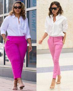 Plus Size Minimalist Capsule Wardrobe Plus Size Womens Clothing, Plus Size Fashion, Clothes For Women, Trendy Clothing, Flax Clothing, Fashion Over 40, Look Fashion, Fashion Tips, Fashion 2018