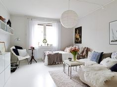 Awesome Tiny Studio Apartment Layout Inspirations 74 image is part of Best Layout Ideas for Tiny Studio Apartment gallery, you can read and see another amazing image Best Layout Ideas for Tiny Studio Apartment on website Tiny Studio Apartments, Studio Apartment Layout, One Room Apartment, Cute Apartment, Studio Apartment Decorating, Apartment Interior, Apartment Living, Apartment Ideas, Minimalist Studio Apartment