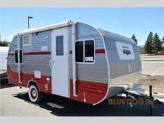 Camplite Model 21bhs All Aluminum Automotive Travel