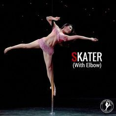 Skater (with elbow)