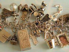 inspiration for my charm bracelet.
