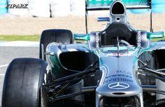 Mercedes AMG Petronas Car Launch