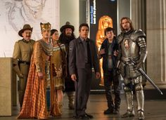 Night at the Museum: Secret of the Tomb – New Trailer
