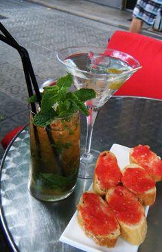 Hostal Orleans, Barcelona Barcelona, Watermelon, Fruit, Places, Food, Essen, Barcelona Spain, Meals, Yemek