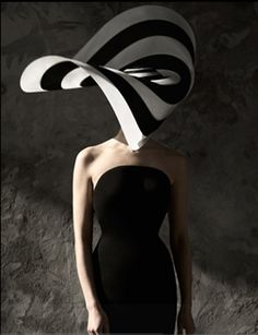 Legendary couture milliner Philip Treacy brings his iconic hats to Neiman Marcus. Philip Treacy Hats, Isabella Blow, Hat World, Image Mode, Crazy Hats, Big Hats, Fascinator Hats, Fascinators, Millinery Hats