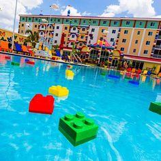 Hotel #Lego parte 5 #LosGrandesInventos