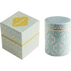 Alby Porcelain Canister