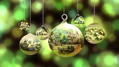 Рождество, новый год, Christmas, New Year, Santa, balls, decorations, HD (horizontal)
