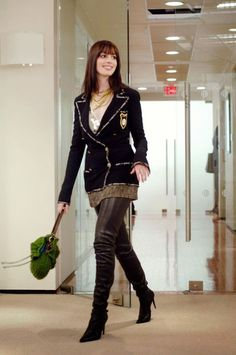 Anne Hathaway in The Devil Wears Prada   Hema Persad
