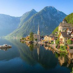 Austria, The Good Place, Travel Destinations, Road Trip, Innsbruck, River, Mountains, Campers, Holiday Ideas