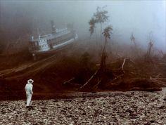 Werner Herzog's Fitzcarraldo, 1982.