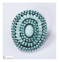 Php 350 Turquoise Ring