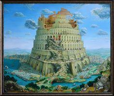 http://www.touchofart.eu/Aleksander-Mikhalchyk/amikh2-Tower-of-Babel/