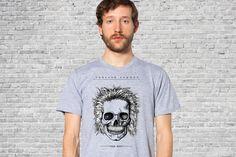 Einstein - Forever Famous - Guys T-shirt