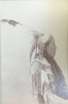Title: Capitan (Profile) - Capitan [Fix?] (Kiowa) 1898
