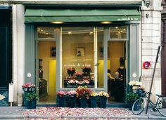 Cécile Halley des Fontaines * Agence de Design Global - Au Nom de la Rose — Flower Shop