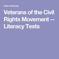 to what degree have the civil rights movement initiatives in education been realized For example, a teacher in connecticut could fulfill high school social studies grade level expectation 2, trace the evolution of citizens' rights (eg, palmer raids, struggle for civil rights, women's rights movements, patriot act), by entirely omitting the civil rights movement.