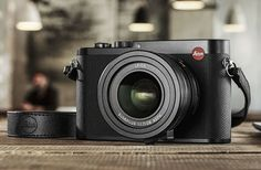 Leica Q - 24MP Full-Frame compact camera with a 28mm f1.7 lens. Only $4250