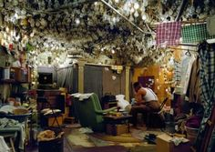 Jeff Wall, ' After 'Invisible Man' by Ralph Ellison, the Prologue,' Louisiana Museum of Modern Art Jeff Wall Photography, Fine Art Photography, Conceptual Photography, Inspiring Photography, Vancouver, Ralph Ellison, Louisiana Museum, Boutique Deco, Great Works Of Art