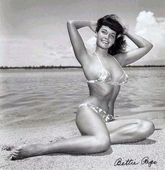 Lovely Bettie Page