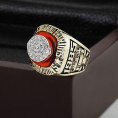 1985 AFC Patriots Championship Ring - Football