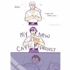 Best dream ever! Has Jumin and Zen
