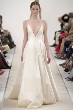 Valentino's New York Couture Show