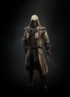 Achilles Davenport - Assassin's Creed Rogue