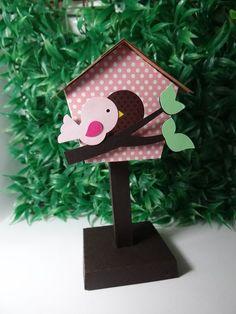 Centro de mesa passarinho Kids Crafts, Hobbies And Crafts, Diy And Crafts, Craft Projects, Projects To Try, Paper Crafts, 2nd Baby Showers, Baby Shower Parties, Bird Party
