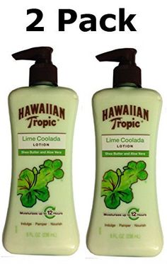 Hawaiian Tropic Lime Coolada Lotion with Shea Butter   Aloe Vera ** Find out more about the great product at the image link.