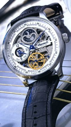 Ingersoll Boonville IN2705WH Watch - Cool Watches from Watchismo.com