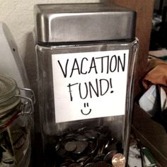 Instead of buying each other gifts, we put money in here :) (it's a little more empty than usual here, due to a surprise work trip to key west for my boyfriend) Boyfriend Surprises, Cute Gifts, Best Gifts, Home Crafts, Diy Crafts, Work Trip, Boyfriend Crafts, Presents For Him, Home Office Organization