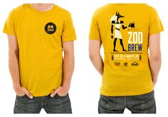 2014 Zoo Brew Shirt by Laura Horn for the Memphis Zoo