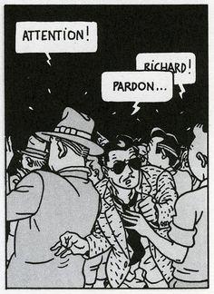 Spéciale dédicace , Richard c'est mon prénom