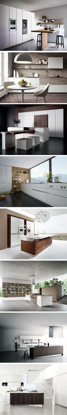 #White & #wood #kitchen @cesarkitchen @valcucine #Toncelli @siematic @team7 @snaiderocucine #Boffi @gruppoeuromobil