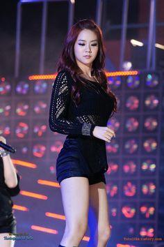 Net Top Fashion of Han Seungyeon