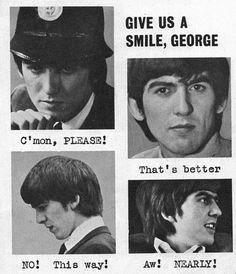 George Harrison. S)