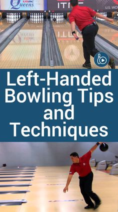 Left-Handed Bowling Tips and Strategies Bowling Tips, Bowling Ball, Left Handed, How To Be Outgoing, Cool Shirts, Separate, Goals, Teaching, Activities