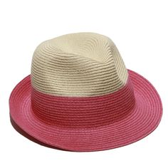 Jackie G | Colorful Trendy Beach Fedora by Physician Endorsed | SolEscapes.com