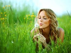 Get outside and play in nature - manage your stress naturally!