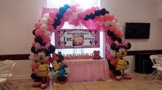 Minnie Mouse balloon decpr