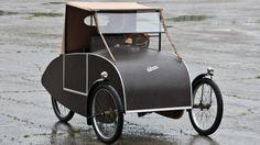 1931 Mochet Velocar microcar Lane Motor Museum