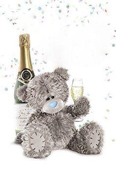Florynda del Sol ღ☀¨✿ ¸.ღ ♥Tatty Teddy Anche gli Orsetti hanno un'anima…♥ Tatty Teddy, Teddy Images, Teddy Bear Pictures, Teddy Beer, Birthday Wishes, Happy Birthday, Birthday Cards Images, Celebration Images, Bear Graphic
