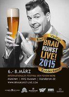save the date - BrauKunst Live 2015