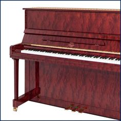 We love this beautiful Irmler 'Europe' P122E Upright Piano in Polished Bubinga Finish 🎼🎹 ow.ly/WkMK306ACsC
